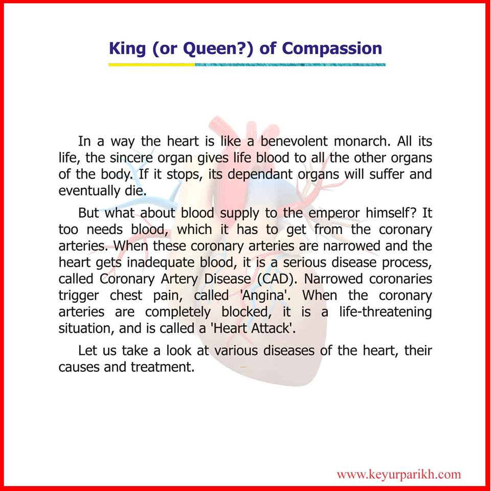 King (or Queen) of compassion